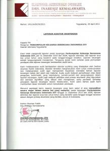 A-AUDIT 2010-pernyataan