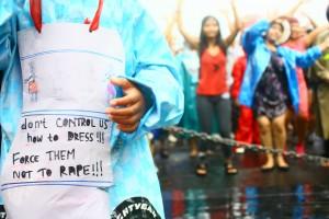Kampanye melawan kekerasan seksual